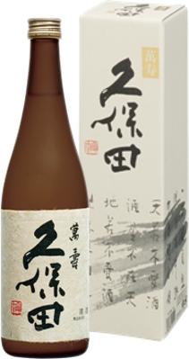 新潟の地酒 久保田 萬寿720ml